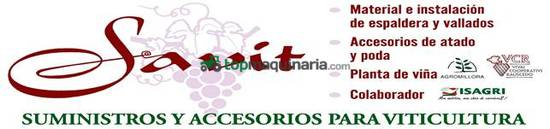 SUMINISTROS Y ACCESORIOS PARA VITICULTURA
