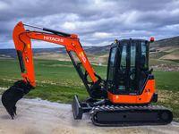 Excavadora - ZAXIS 48U Hitachi