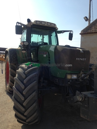 Tractor agrícola - Fendt - 916 VARIO