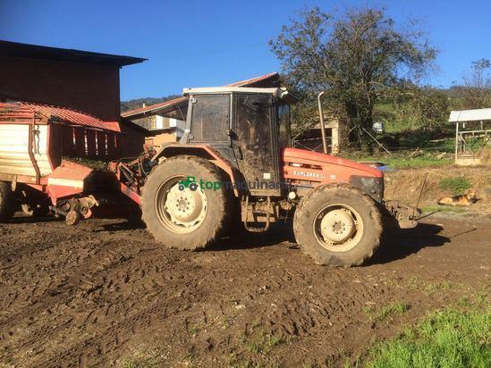 Tractor agrícola - Same - Explorer 90 td