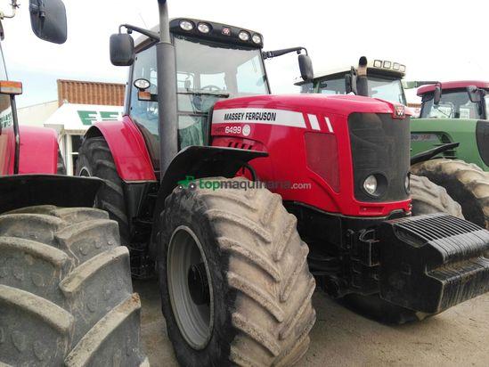Tractor agrícola - Massey Ferguson - 6499 dyna 6