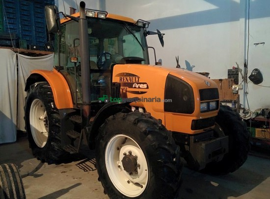 Tractor agrícola - Renault - Ares 616 rz