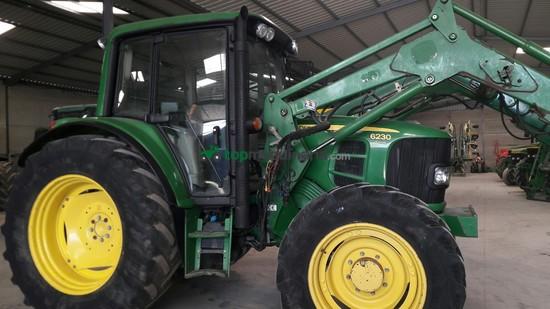 Tractor agrícola - John Deere - 6230 PREMIUN PALA JOHN DEERE