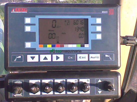 Pulverizador arrastrado -  SANZ 3000