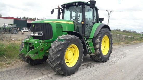Tractor agrícola - John Deere - 6920-S PREMIUN