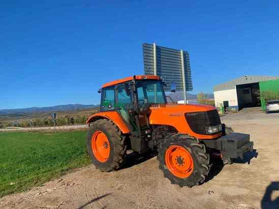 Tractor agrícola - Kubota - M125X
