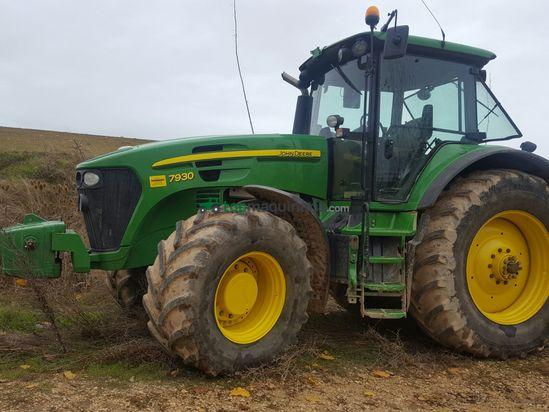 Tractor agrícola - John Deere - 7930 PREMIUM