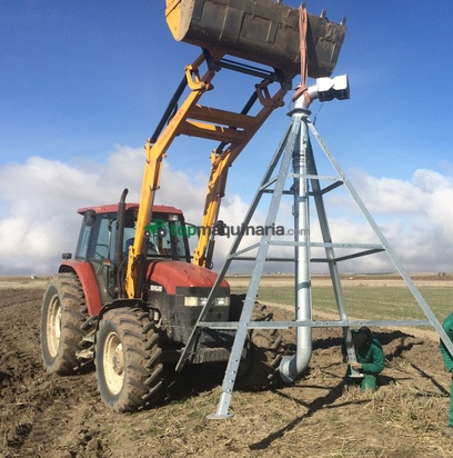 Tractor agrícola - New Holland - F 100