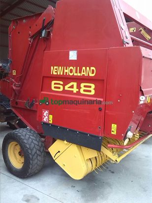 Empacadora - NEW HOLLAND