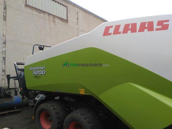 Empacadora Claas - Quadrant 3200 T