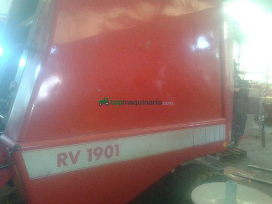 Rotoempacadora - VICON  RV1901