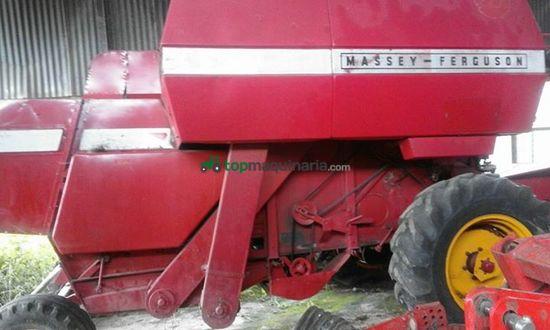 Cosechadora de Cereal - Massey Ferguson - 220