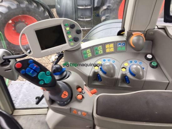 Tractor agrícola - Fendt - 820 VARIO