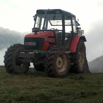 Tractor agrícola - Same - silver