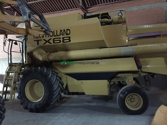 Cosechadora de Cereal - New holland tx68sl