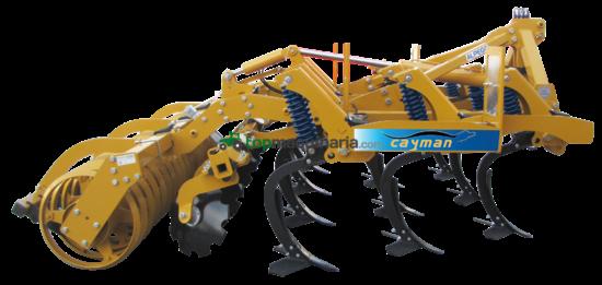 Cultivador - CAYMAN 300 TOP SPRING