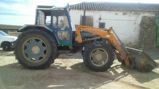Tractor agrícola - Ebro - 6100