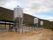 Tolvas, silo almacenaje para cereal