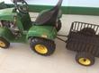 Mini tractor - Tractor / Quad