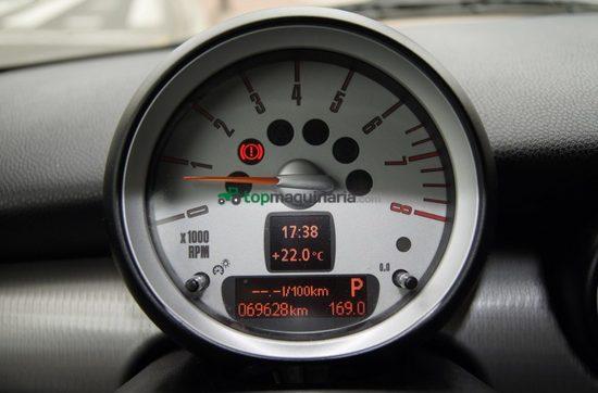 Mini Cooper S Aut 184 cv