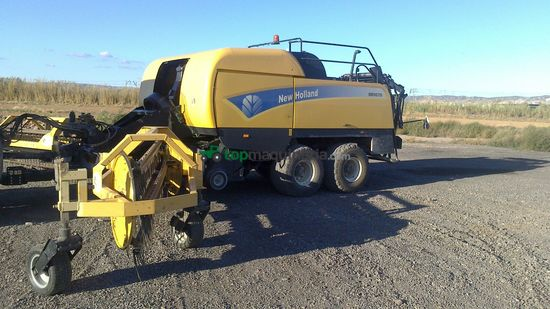 Empacadora NEW HOLLAND modelo BB9070