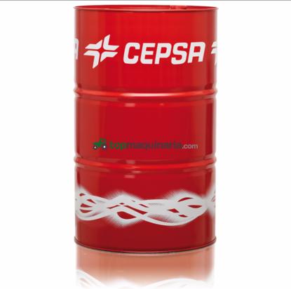 CEPSA EUROTECH MS 15W40 E-9 208 LITROS