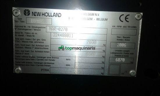Empacadora gigant - New Holland - BB940A