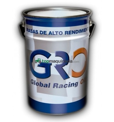 GRASA MULTIFUNCIONAL GLOBAL GREASE EP-2 - 5 KGS