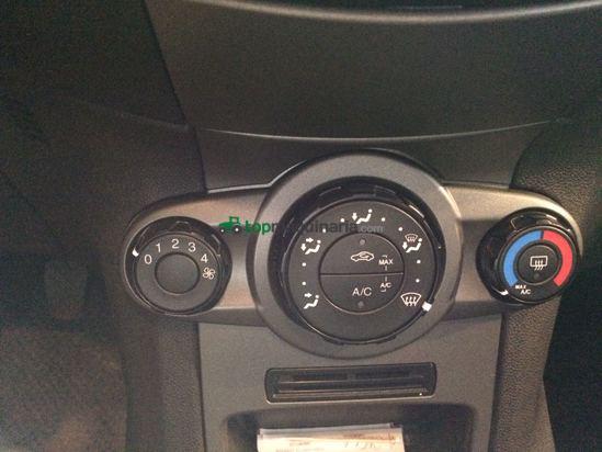 Ford Fiesta  VAN 1.5 TDI  Industrial 75 cv