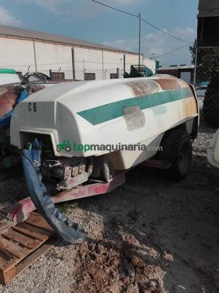 ATOMIZADOR POLIESTER FITOSA 1500 L