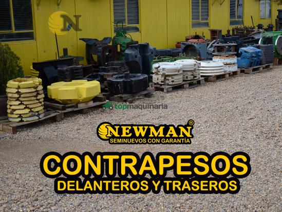 CONTRAPESOS DELANTEROS Y TRASEROS
