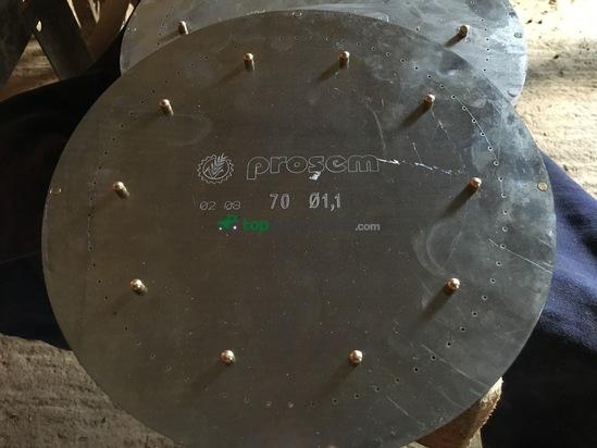 Discos colza CO-151747 Sola Prosem K ó P