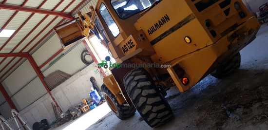 Pala cargadora AHLMANN AS 12E