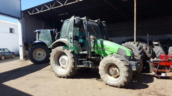 Tractor agrícola - Deutz-Fahr - Agrotron 106