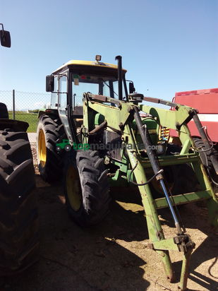 Tractor agrícola - John Deere - 2650