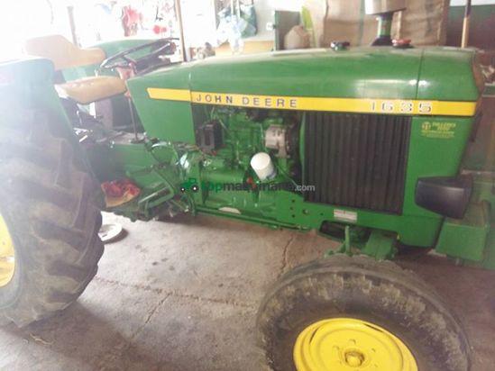 Tractor agrícola - John Deere - 1635
