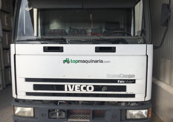 IVECO  ML100E18 - CAMION ISOTERMO