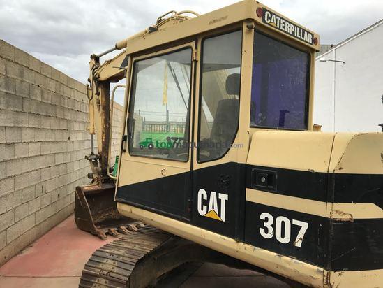 Excavadora de cadenas - Caterpillar 307