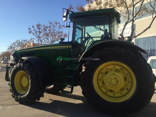 Tractor agrícola - John Deere - 8320