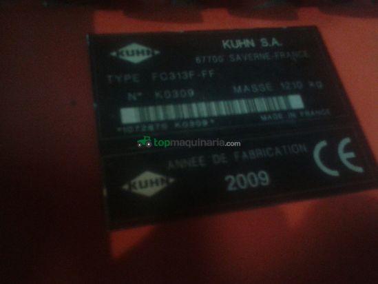 Segadora acondicionada - Kuhn -FC-313 LIFT CONTROL