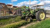 Tractor agrícola - John Deere - 2035 pala John Deere