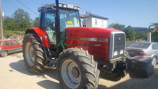 Tractor agrícola - Massey Ferguson - 8150