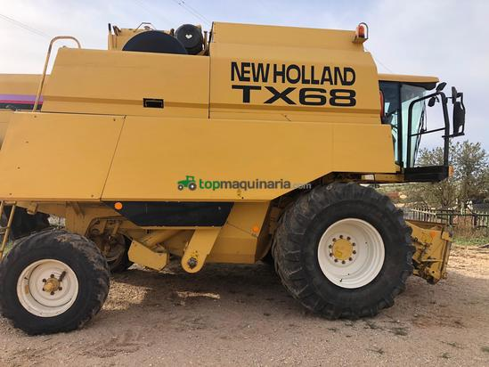 Cosechadora de Cereal - New Holland - TX68