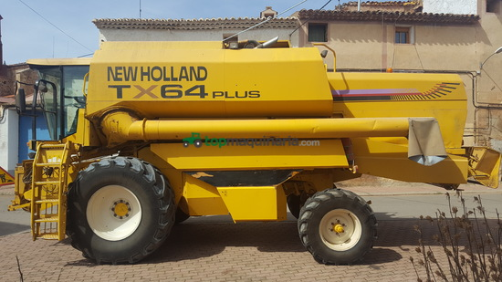 Cosechadora de Cereal - New Holland - TX64 PLUS