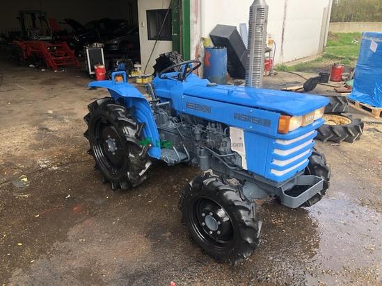 Mini tractor - Iseki - Ts1610