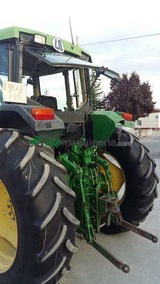 Tractor agrícola - John Deere - 6510