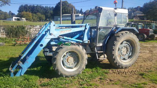 Tractor agrícola - Ebro - 6100 DT