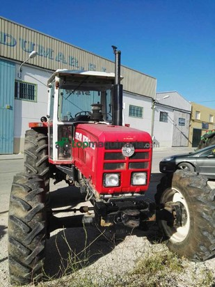 Tractor agrícola - Steyr - 8130 TURBO