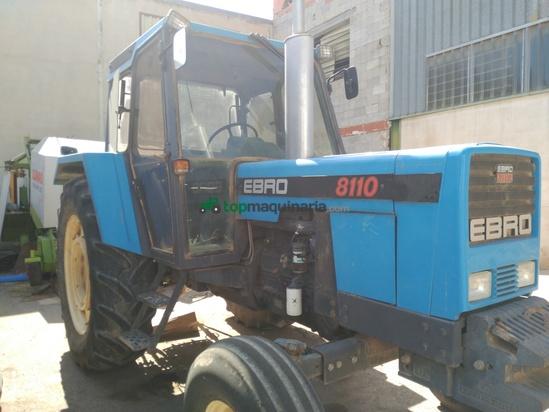 Tractor agrícola - Ebro - 8110