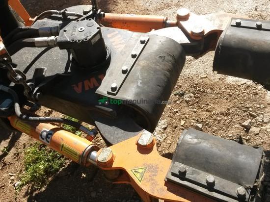 Vibrador Agromelca VM1 con paraguas aluminio